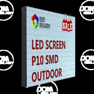 Cвітлодіодний екран DR P10 mm (outdoor) 1m²