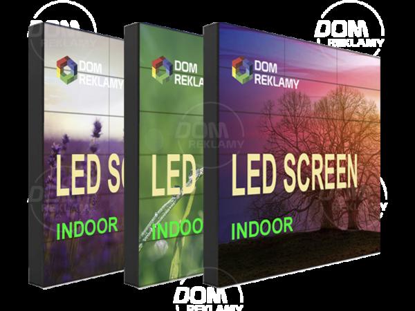 Cвітлодіодний екран DR P7,62 mm (indoor) 1m²