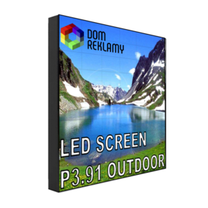 Cвітлодіодний екран  DR P3.91 mm (outdoor) 1m²