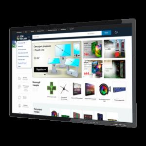 Сенсорні LCD-панелі