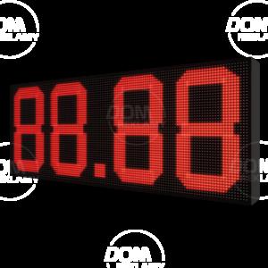 Ціновий сегмент, розмір 1280*480 колір червоний